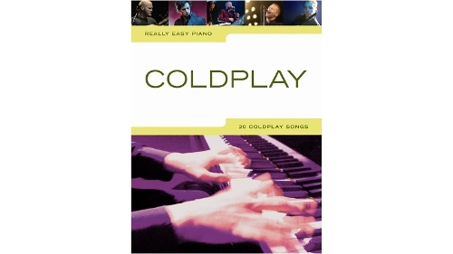 Really Easy Piano: Coldplay Songbook
