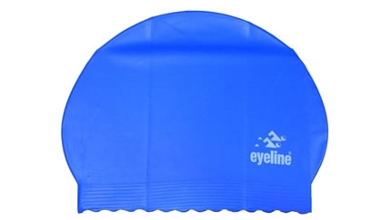 Eyeline Swim Cap - Blue