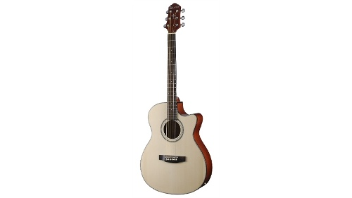 Crafter HTC-24 EQ Electric Acoustic Guitar
