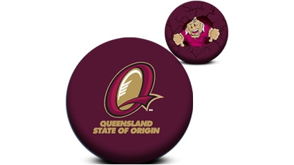 QLD State Of Origin BouncyBall