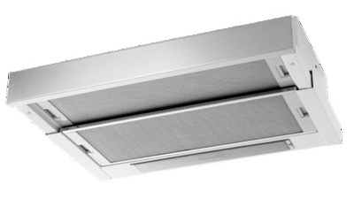 Chef RRE635W 60cm Slideout Rangehood - Stainless Steel