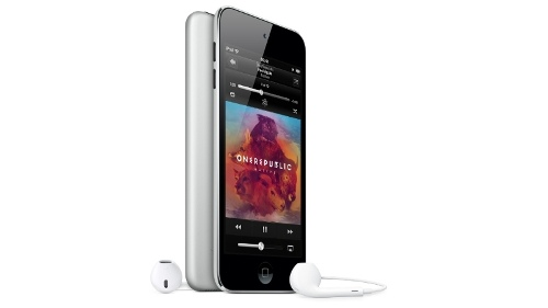 iPod Touch 16GB - Black and Silver
