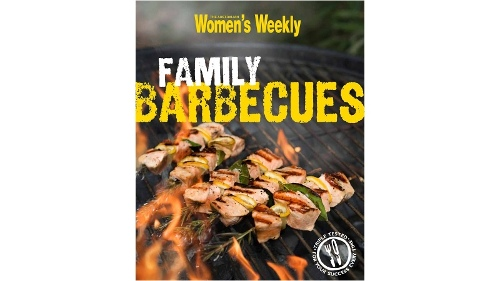 Women's Weekly Family Barbeques Recipe Book
