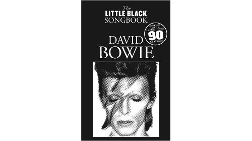 The Little Black Book: David Bowie Songbook