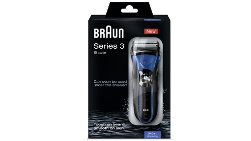 Braun Series 3 Wet And Dry Shaver