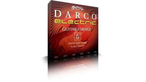 Darco 10-46 Electric Guitar String Set