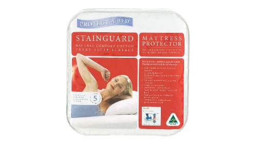 Stainguard King Mattress Protector