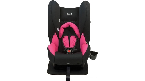 Baby Love Ezy Switch Car Seat - Pink