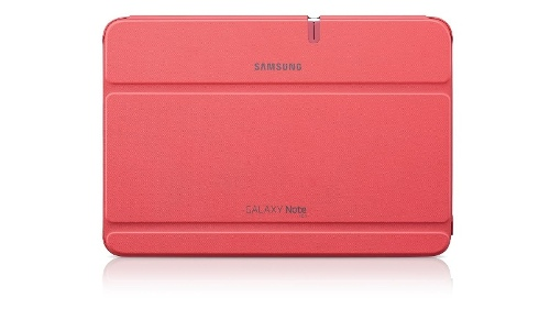 Samsung Galaxy Note 10.1 Book Cover - Berry Pink
