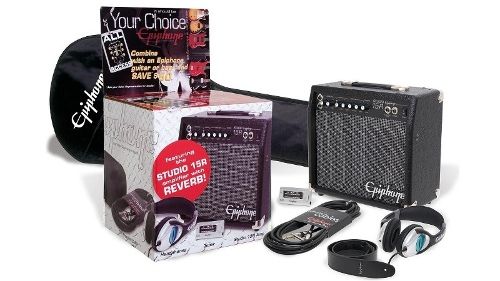 Epiphone All Access Amp Pack