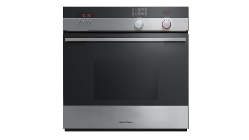 Fisher & Paykel 60cm 9 Functions Single Pyrolytic Built-in Oven