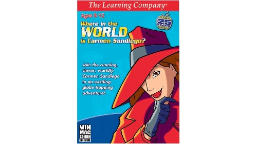 Learning Company - Where in the World is Carmen Sandiego? 2