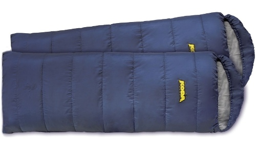 Koda Gear Twilight +5 Sleeping Bag Twin Pack