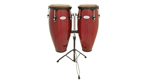 Toca Synergy Congas - Red