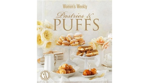 Women's Weekly Puffs and Pastries Recipe Book