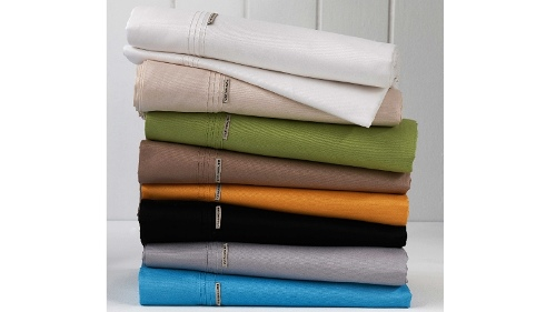 Linen House 300TC Blue Single Sheet Set