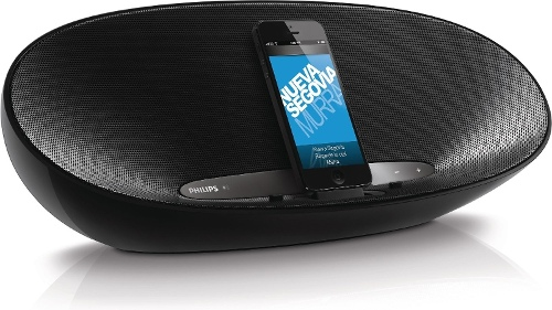 Philips DS8400 Docking Speaker with Bluetooth