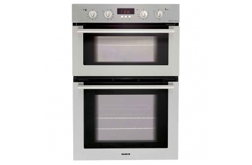 Blanco Stainless Steel Double Oven
