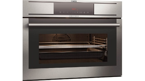 AEG 60cm ProSight Compact Multi-Function Bult-In Oven