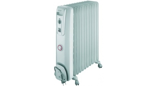 DeLonghi 2400W Oil Column Heater