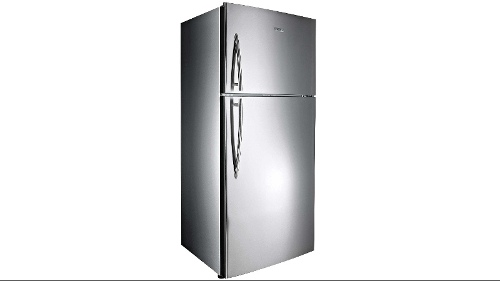 Hisense 526L Stainless Steel Frost Free Top Mount Refrigerator