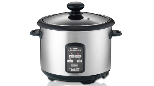 Sunbeam Risotto and Rice Perfect 8 Rice Cooker
