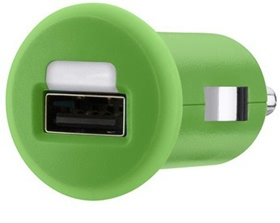 Belkin Mixit Up 2.1Amp Micro USB Car Charger - Green