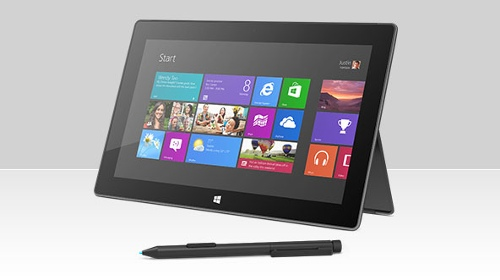 Microsoft Surface Pro 128GB Tablet