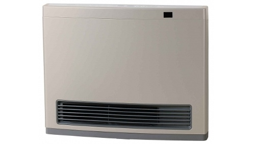 Rinnai Avenger 25 Unflued Natural Gas Convector Heater - Champagne