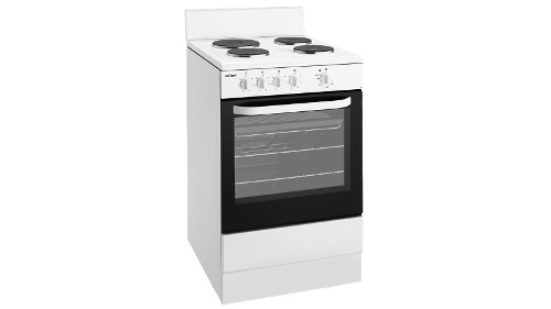 Chef 54cm Freestanding Electric Cooker With Conventional Oven
