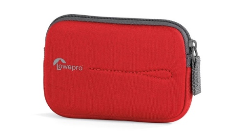 Lowepro Vail 10 Pouch - Bright Red
