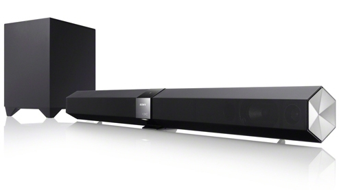 Sony 2.1 Channel Sound Bar Home Theatre System