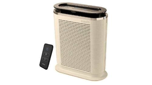 HoMedics 100 CADR Professional HEPA 12 Hour Timer Air Cleaner