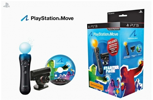 PS3 Move Starter Pack