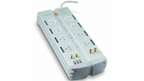 Belkin PureAV Series 8-Way Isolator (3m Cord)