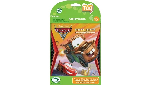 LeapFrog Cars 2 Tag Reader