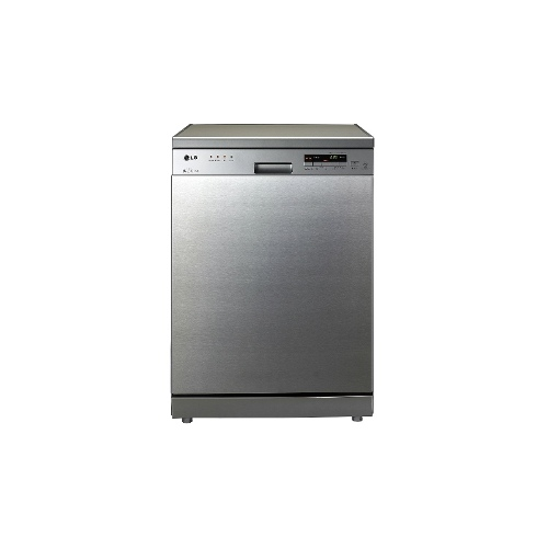 LG 14 Place Direct Drive Freestanding Dishwasher - Stone Silver