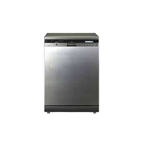LG 14 Place True Steam Freestanding Dishwasher - Stainless Steel