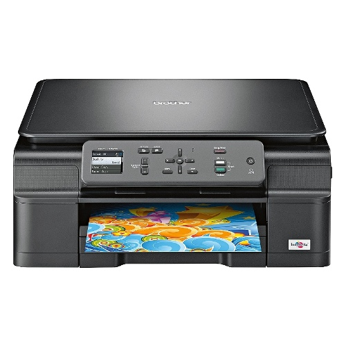 Brother DCP-J132W Wireless Colour Inkjet All-In-One Printer