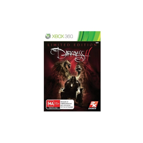 The Darkness II Limited Edition - Xbox 360