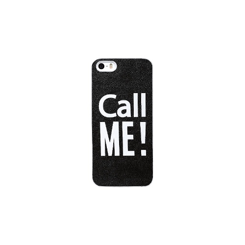 Zest Retro Phone Case for iPhone 5S - Call Me
