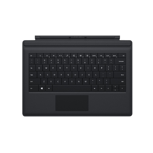 Microsoft Surface Pro Type Cover 3 - Black