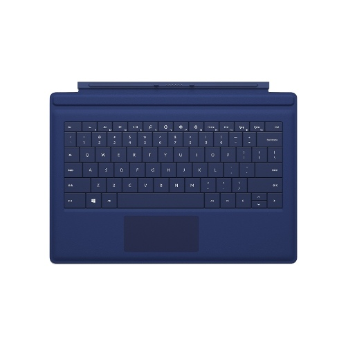 Microsoft Surface Pro Type Cover 3 - Blue