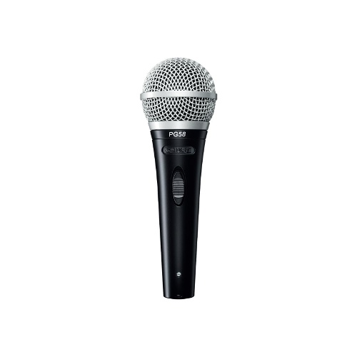 Shure PG58QTR Vocal Microphone