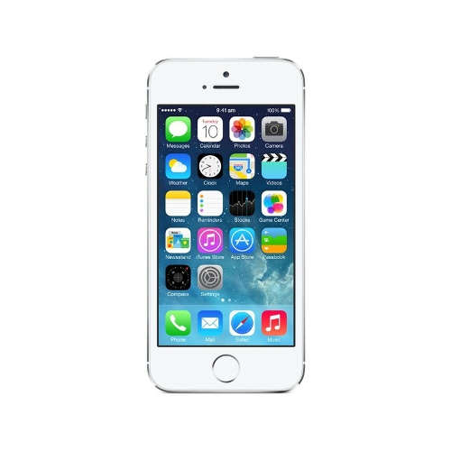 Apple iPhone 5s 4G 32GB (Silver)