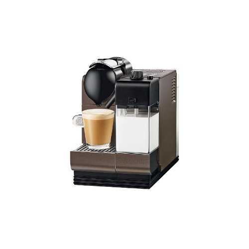 DeLonghi Nespresso Lattissima Plus Chocolate Mocha Coffee Machine