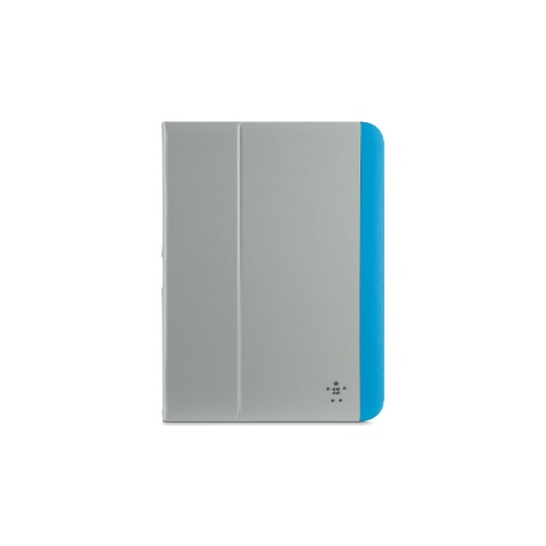 Belkin Slim Style Cover for Galaxy Tab 4 10.1 - Stone/Blue