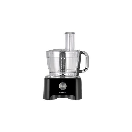 Kenwood kMix Food Processor - Peppercorn Black