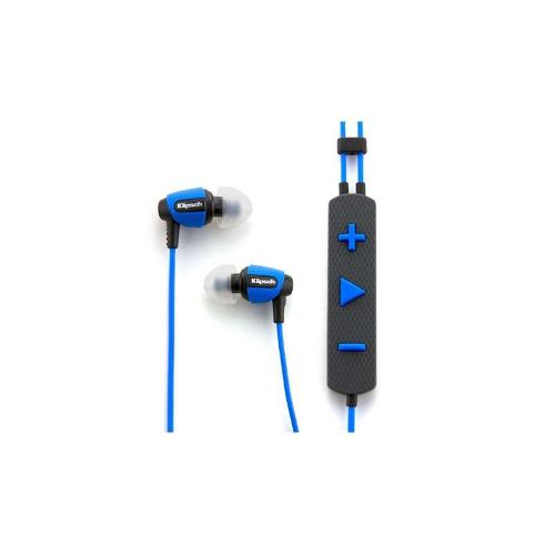 Klipsch Image S4i Rugged In-Ear Headphones - Blue