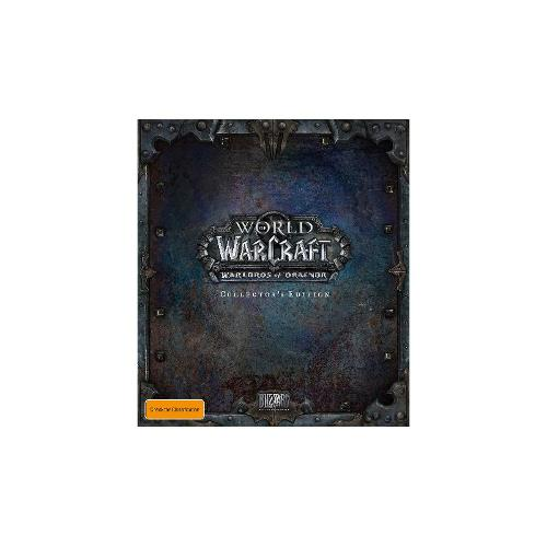 World of Warcraft: Warlords of Draenor Expansion Collector's Edition - PC